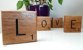 giant wood letters wood letter wall decor lovely giant novelty solid oak scrabble letters wall art giant wood letters
