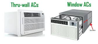 best through the wall air conditioner how to thru with heater