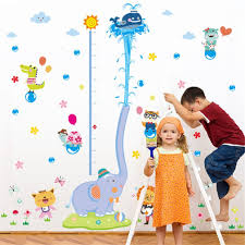 Binghang Baby Growth Charportable Roll Up Childrens Height