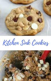 Kitchen Sink Cookies Christmas Cookies Yessi Yummy Foods