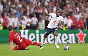 England v Denmark