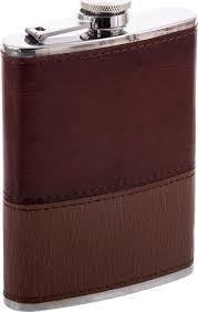 <b>Фляжка Русские Подарки</b>, 46069, коричневый, 230 мл — купить в ...