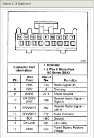 radio wiring diagram 2004 impala radio wiring diagrams online