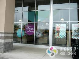 valley glass spokane rack foam core signs valley shape cut hanging signs retail signs valley valley glass spokane
