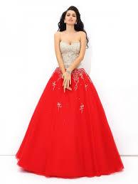 ball dresses cheap. ball gown sweetheart beading sleeveless long satin quinceanera dresses cheap