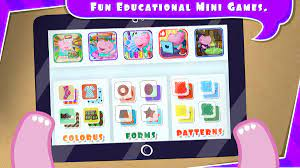 Trò chơi nhỏ cho trẻ em - Tải xuống miễn phí cho Android