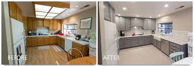 Kitchen Remodel Before And After Get The Fresh And Cool Outlook Inspiration With Kitchen Remodeling