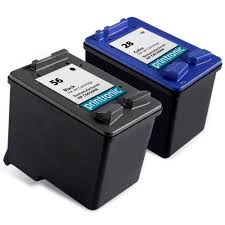 Compatible Hp 56 Black Ink Cartridge And Hp 28 Color Ink Cartridge 2 Pack