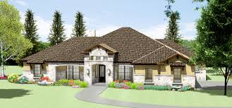 Acadian Home Plan  4 Bedrms 3 Baths  2272 Sq Ft  1411127French Country Ranch Style House Plans