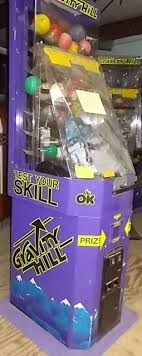 Ok Manufacturing Vending Machines Interesting GRAVITY HILL Toy Capsule Small Plush Redemption Arcade Machine