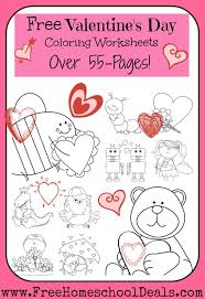 Valentine's Day Learning Resources: Unit Studies, Coloring Pages ...