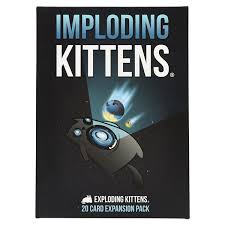 <b>Imploding Kittens</b> Game, 2 To 6 Players <b>Party</b> Games | Meijer ...
