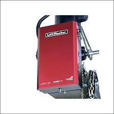 chamberlain professional liftmaster 1 3 hp chain adjustment formula garage door opener manual professiona