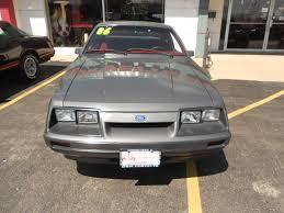 1986 Ford Mustang LX - D & M Corvette