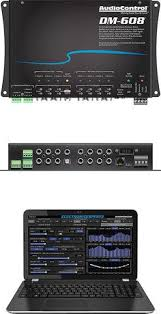 signal processors car equalizer audio 4 band 2 channel pre signal processors audiocontrol dm 608 8 channel digital signal processor ultimate eq crossover new