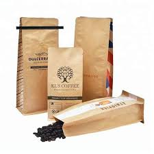 About 20 cups of coffee. Cheap Craft Zipper Aluminum Foil Kraft Paper Coffee Bags With Tin Tie And Valve
