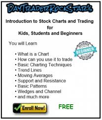 Stock Trading For Kids Students And Beginners The School