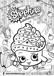 Free Shopkins Coloring Pages Beautiful All Shopkins Coloring Pages