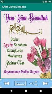 Arefe Günü Mesajları for Android - APK Download