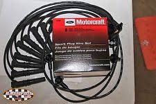 ford f 150 ignition wires ford motorcraft f 150 e 150 crown vic 4 6 plug wires oe