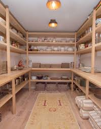 solid wood closet shelving