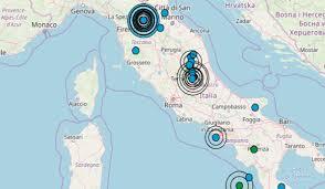 Terremoto oggi in Italia, mercoledì 11 dicembre 2019: tutte ...