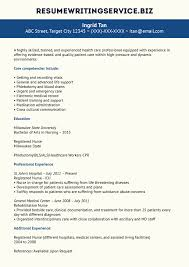 Practical Nurse Sample Resume Experienced Experienced Nurse Resume