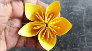 Paper Art Flower How To Make Paper Flower Paper Arts Paper Flower By Ammaarts