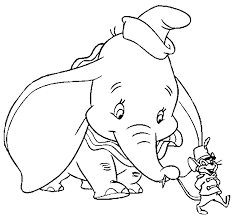 Small Picture New Dumbo Coloring Pages 37 With Additional Free Coloring Book