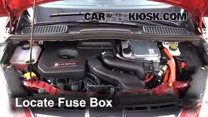 replace a fuse ford c max ford c max hybrid sel replace a fuse 2013 2016 ford c max 2013 ford c max hybrid sel 2 0l 4 cyl