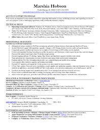 Data Center Technician Resume Sample Computer Tech Resume Samples Best Sample Desktop Support Technician 30