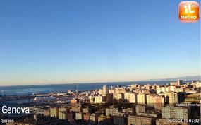 Foto meteo - Genova - Genova ore 7:32 » ILMETEO.it