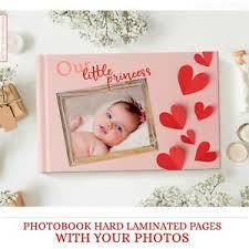 Baby Photo Album Book Details About Photo Book Custom Your Photo A4 Personal Design Hardcover Page Memory Baby Album