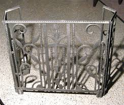 Image Furniture Three Piece Art Deco Iron Fireplace Screen Sold Items Ironwork Art Deco Collection Art Deco Collection Three Piece Art Deco Iron Fireplace Screen Sold Items Ironwork