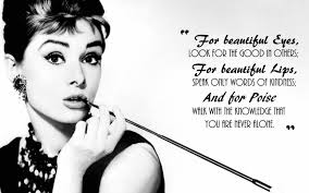 Celebrity Beauty Quotes Best Of Art Quotes Celebrity Audrey Hepburn Picture With Motivational Quotes