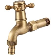 bathroom faucet luxury antique brass