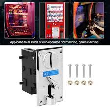 Vending Machine Part Classy IM ELECTRONIC CPU Coin Acceptor Selector Game Part For Arcade