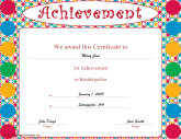 certificates of completion for kids certificates for kids free printable certificates