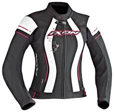 ixon alcyone leather lady black pink women s clothing jackets ixon typhon textile jacket