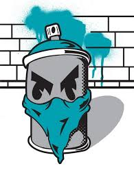 spray paint drawing. graffiti spray paint can drawing how to draw a style