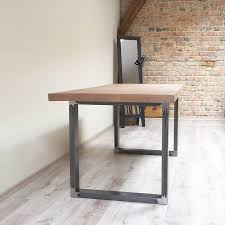 Industrial Style Kitchen Table Industrial Style Dining Table Dining Room
