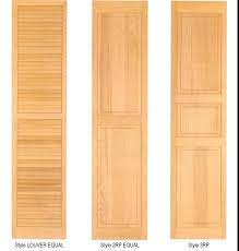 shutters for stationary