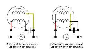 ceiling fan forward or reverse running