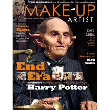 harry potter makeup artist