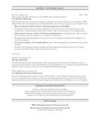 Resume Samples Marketing Marketing Communications Manager Resume ...