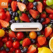 Máy tiệt trùng khử mùi tủ lạnh Xiaomi EraClean CW-B01 - Máy khử trùng  EraClean CW-B01- Cổng sạc USB