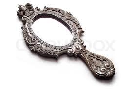 hand mirror sketch. Fine Mirror Old Brass Handmirror Stock Photo And Hand Mirror Sketch M