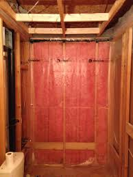 What Is Correct Vapour Barrier Method For Bathroom Ceiling In A - Insulating a bathroom