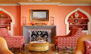 Coral Reef Paint Color My Living Room The Big Reveal Huge Giveaway The Graphics Fairy