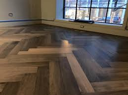 Herringbone hardwood floors Herringbone Pattern Installation Of Herringbone French Oak Hardwood Floor Tom Peter Flooring Herringbone French Oak Hardwood Floor Installation In Chicago Tom